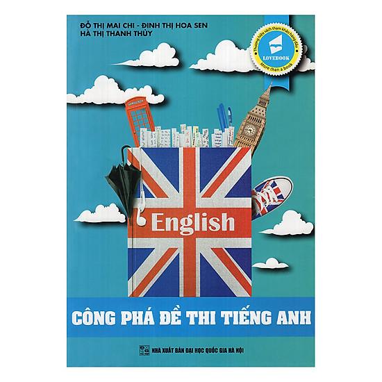 Công Phá Đề Thi Tiếng Anh