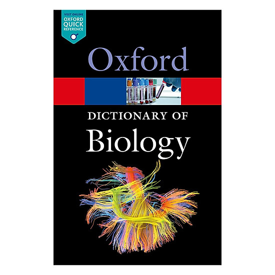 Oxford Dictionary Of Biology - Seventh Edition