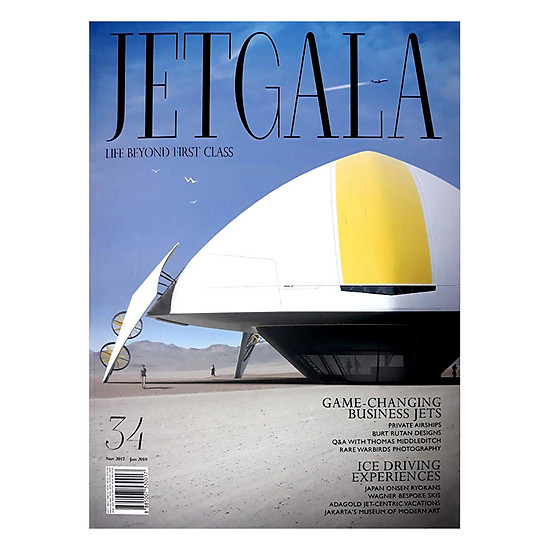 Tạp Chí Jetgala (Số 34)