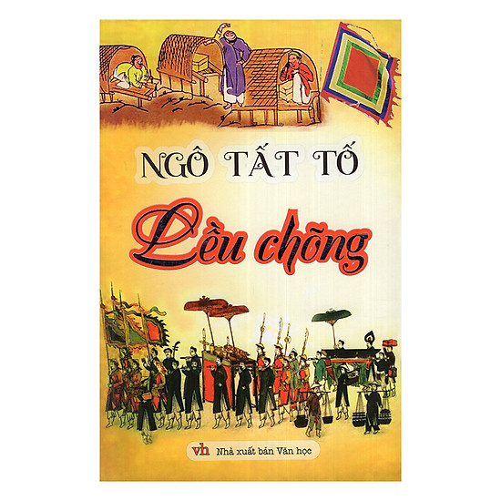 [Download Sách] Lều Chõng