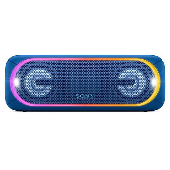 Loa Bluetooth, Loa Siêu Trầm Không Dây Chống Nước Cầm Tay Sony SPR-XB40 IPX5 - Xanh Dương