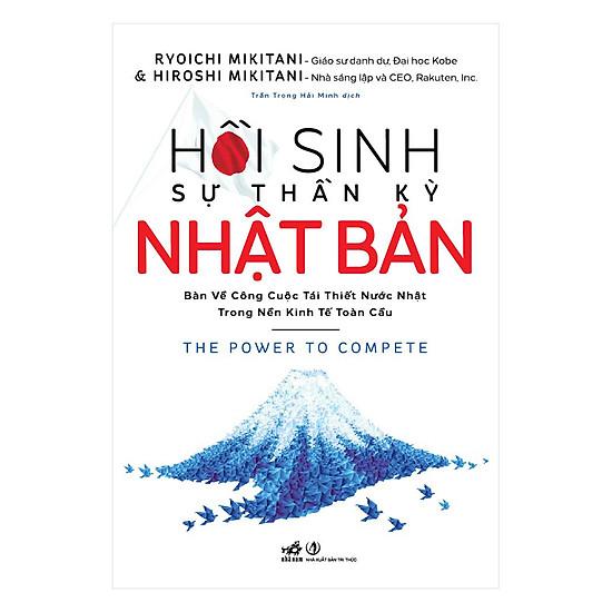 Download sách Hồi Sinh Sự Thần Kỳ Nhật Bản