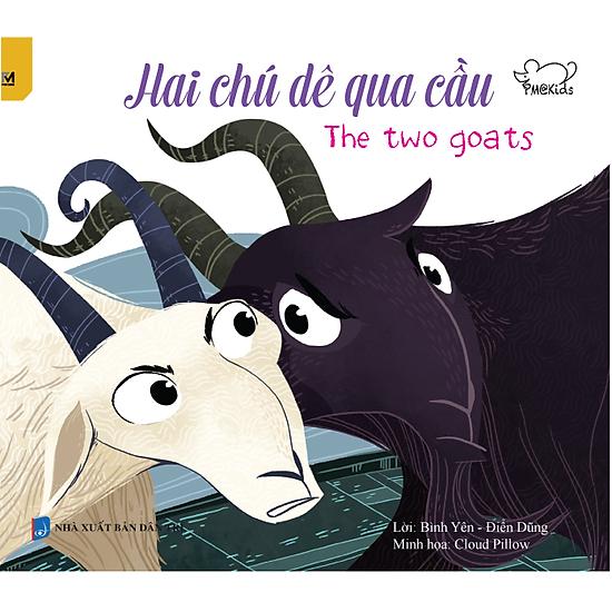 Hai Chú Dê Qua Cầu - The Two Goats (Tái Bản)