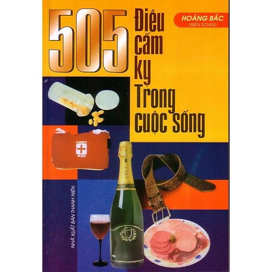 505 điều cấm kỵ trong cuộc sống
