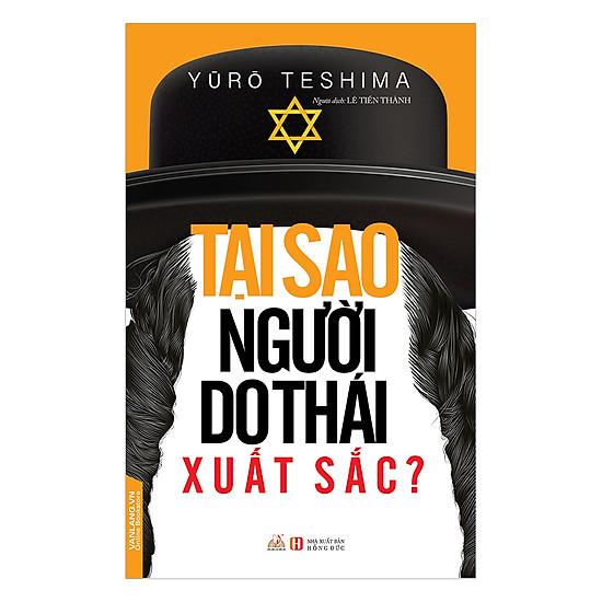 [Download sách] Tại Sao Người Do Thái Xuất Sắc?