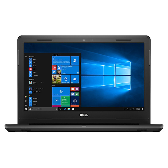 Laptop Dell Inprison 3467 M20NR21 Core-i3 7100U / Win 10 (14inch) - Đen - Hàng Chính Hãng