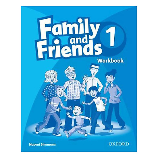 Family And Friends (Bre) (1 Ed.) 1: Workbook