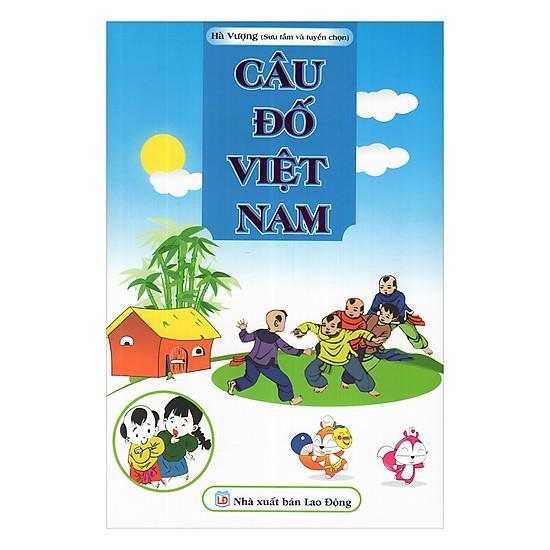 [Download Sách] Câu Đố Việt Nam