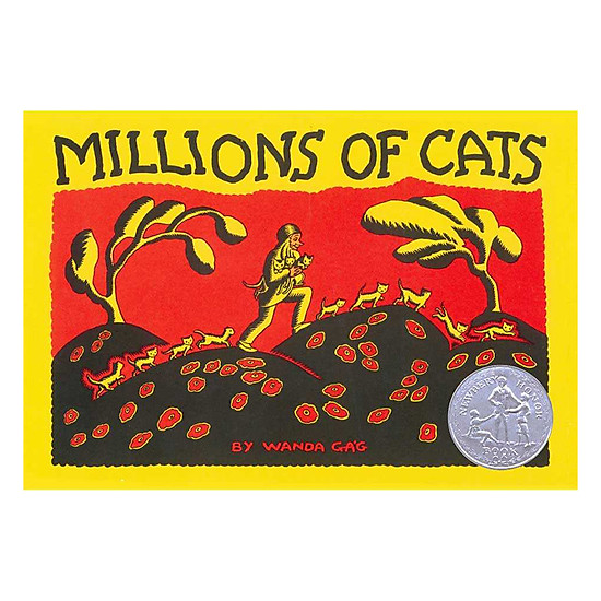 [Download sách] Millions Of Cats