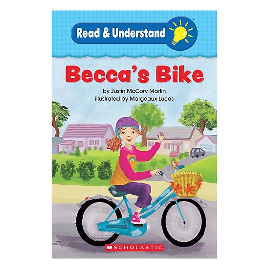 Let's Learn Readers: Becca's Bike