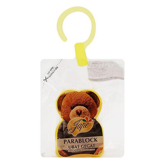 Sáp Thơm Parablock Jape Gấu (90g)