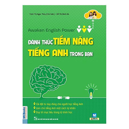 [Download sách] Awaken English Power - Đánh Thức Tiềm Năng Tiếng Anh Trong Bạn
