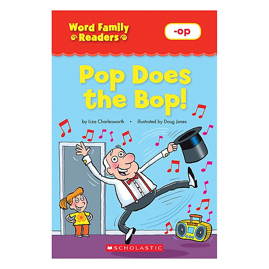 Let's Learn Readers: Pop Does The Bop