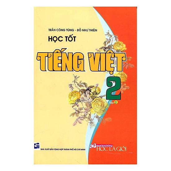 [Download sách] Học Tốt Tiếng Việt 2 (Tập 2)