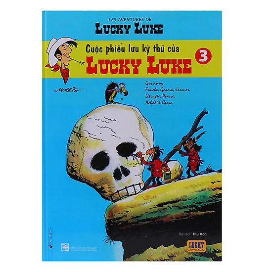 Cuộc Phiêu Lưu Kỳ Thú Của Lucky Luke (Tập 3)