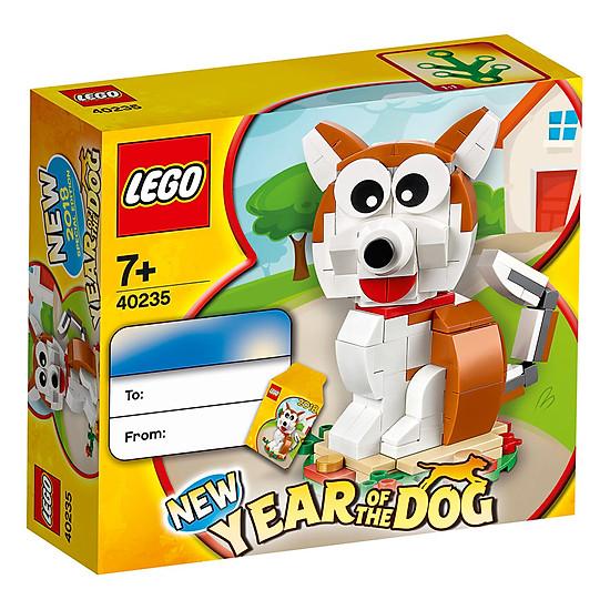 Bộ Lắp Ráp Mậu Tuất LEGO Others 40235 (156 Chi Tiết)