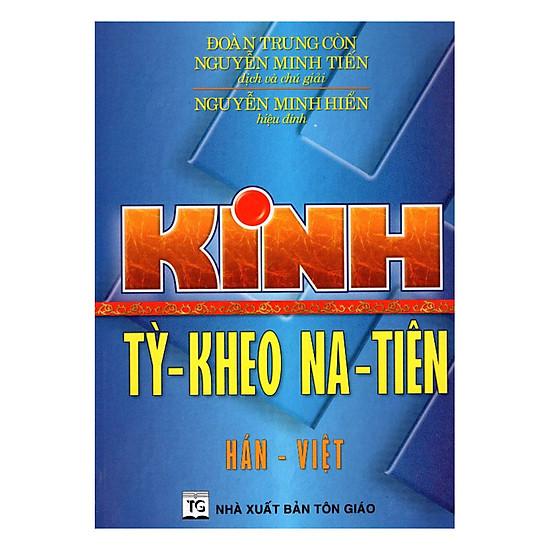 [Download sách] Kinh Tỳ - Kheo Na - Tiên (Hán - Việt)