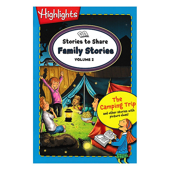 On The Go: Stories to Share: Family Stories Vol. 2