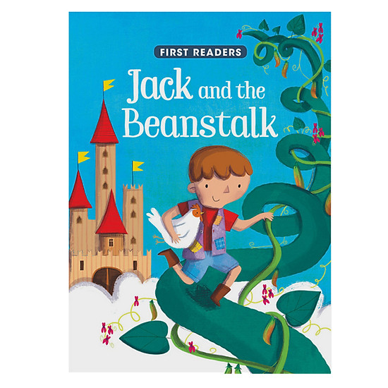 First Readers - Jack And The Beanstalk