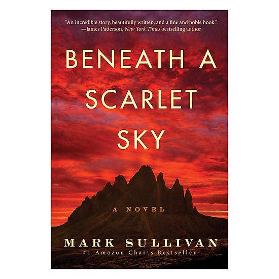 [Download Sách] Beneath A Scarlet Sky: A Novel