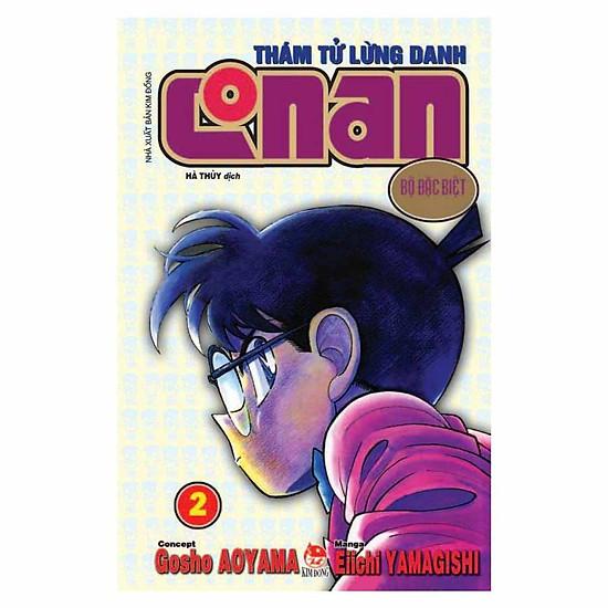 Thám Tử Lừng Danh Conan Bộ Đặc Biệt (Tập 2)