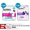 Combo Kotex Soft Total Protection (Tặng kèm quần nội y cao cấp Vera)