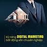 Bộ 6 Khóa Học Kỹ Năng Digital Marketing Bất Động Sản Chuyên Nghiệp KYNA KD04