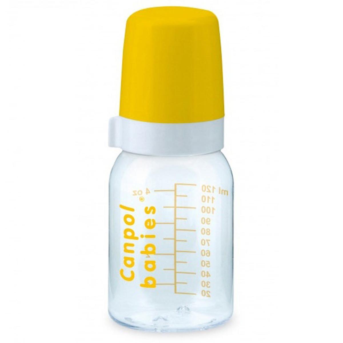 Bình Sữa Thủy Tinh Canpol 42/302 (120ml)