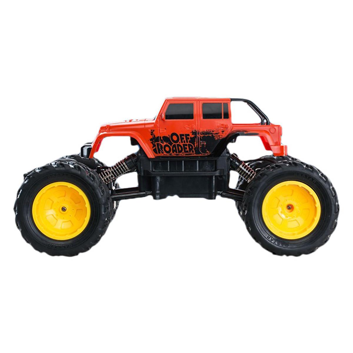 đồ chơi điều khiển với Vô Lăng Rastar Rock Crawler