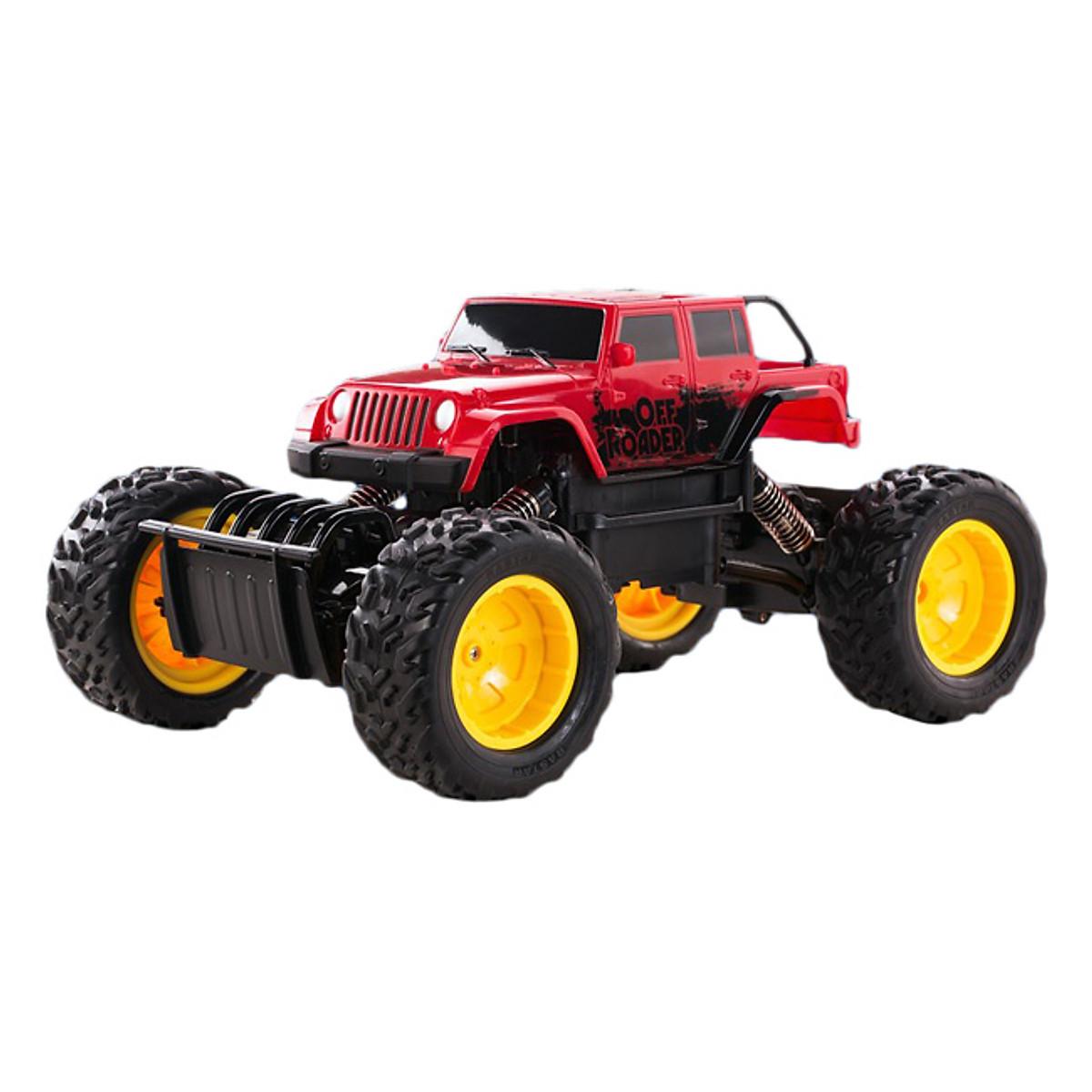 siêu xe đồ chơi off-roadRock Crawler