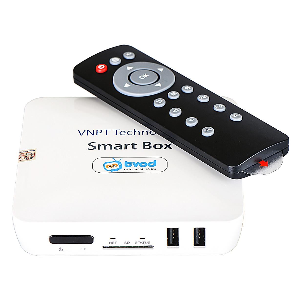 Smart Box VNPT cũng là một Android TV Box rất được ưa chuộng