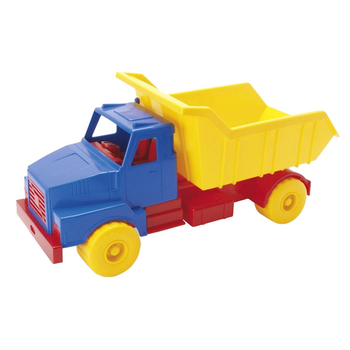 Xe Tải đồ chơi cho bé Dantoy 45cm