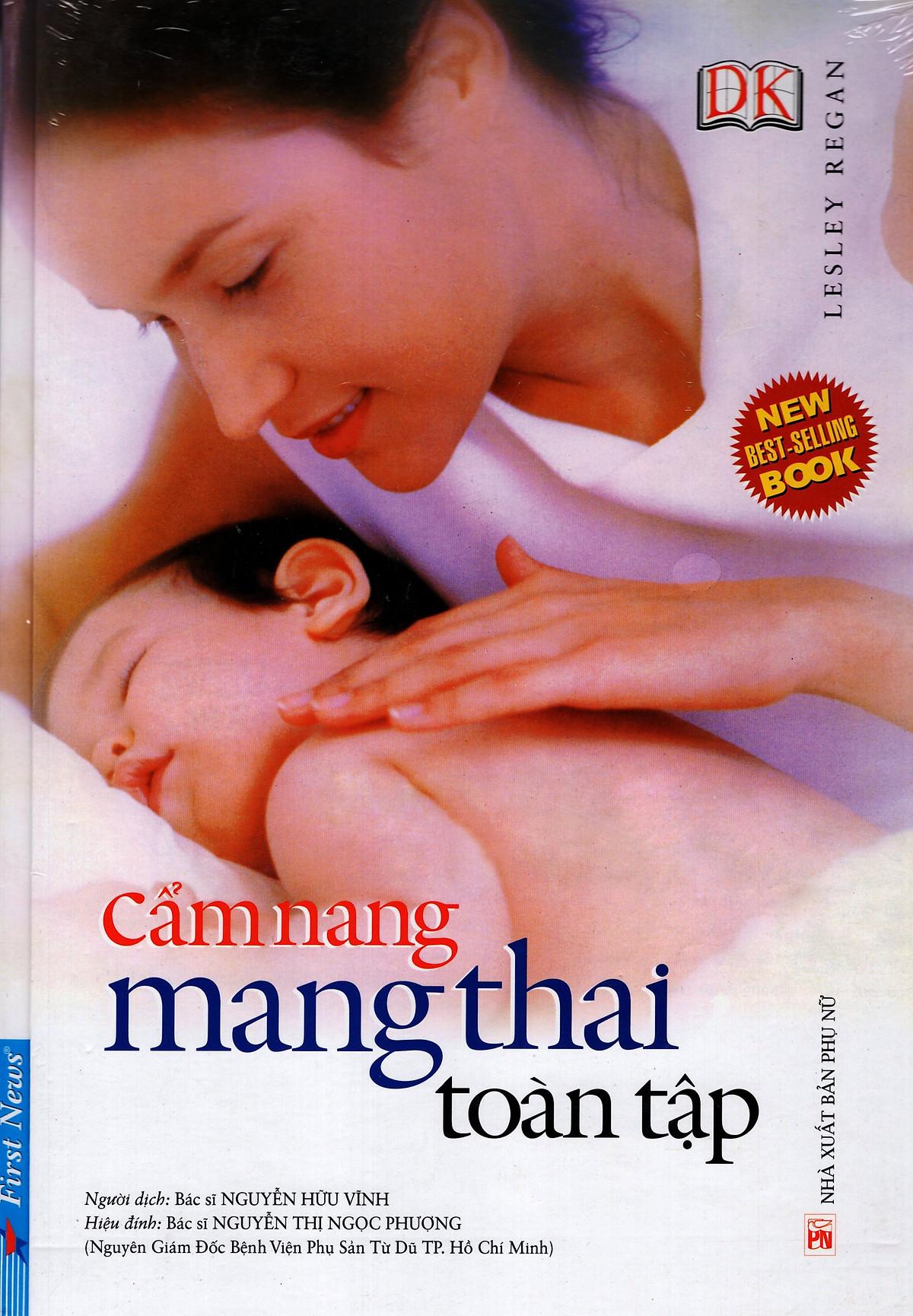 Combo Cẩm nang lần đầu làm mẹ