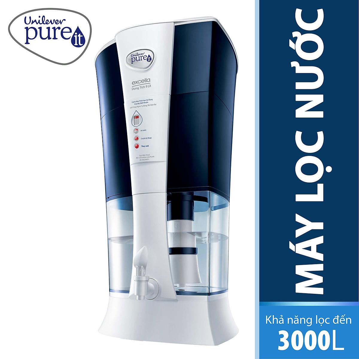 Máy lọc nước Pureit từ Unilever chính hãng