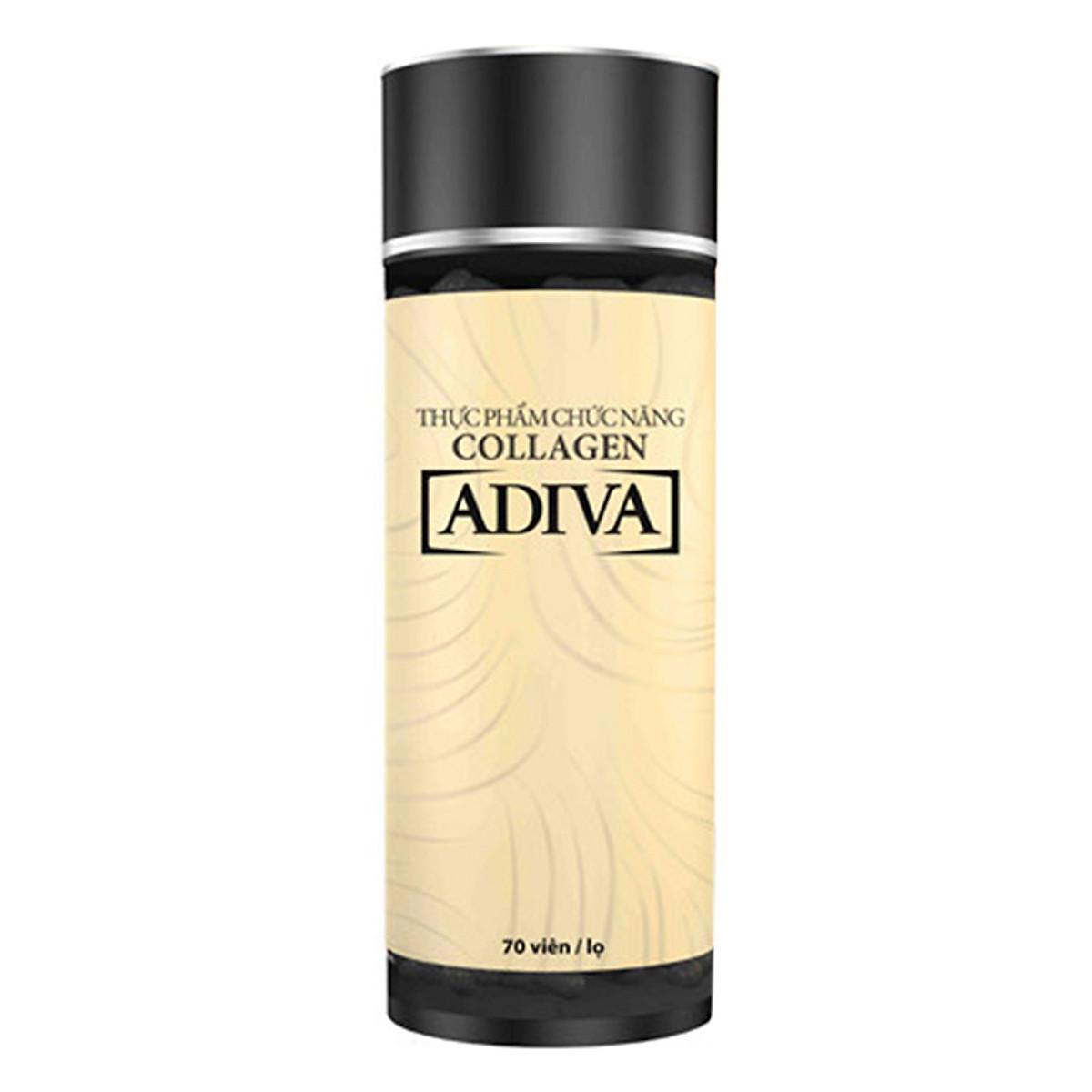 Thực Phẩm Chức Năng Collagen ADIVA (Dạng Viên)=179.000 ₫