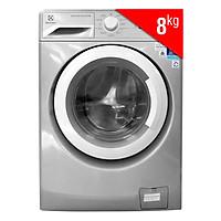 Máy Giặt Cửa Ngang Inverter Electrolux EWF12853S (8.0 Kg) - Xám Bạc