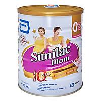 Sữa Bột Similac Mom Hương Sữa Chua Dâu (900g)