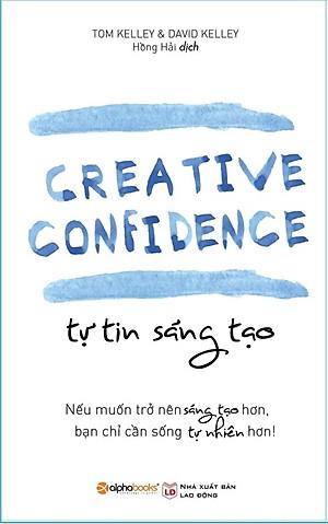 Ảnh bìa sách Tự tin sáng tạo