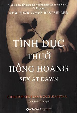 Ảnh bìa sách Tình dục thuở hồng hoang