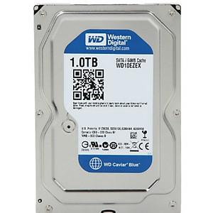 Ổ Cứng HDD WD Blue 1TB 64MB 7200rpm 3 5 WD10EZEX
