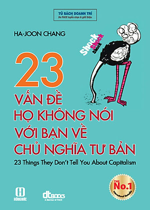 Ảnh bìa sách 23 vấn đề họ không nói với bạn về chủ nghĩa tư bản