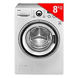Máy giặt lồng ngang Inverter LG WD 12600 8Kg