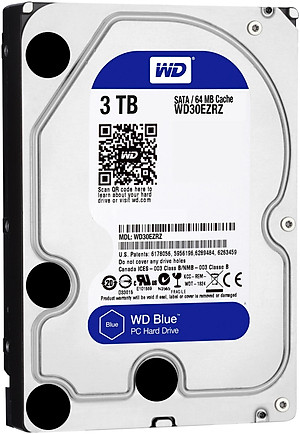 Ổ Cứng HDD NAS WD 3TB 64MB 5400 3 5 WD30EFRX