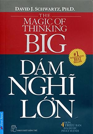 Ảnh bìa sách Dám nghĩ lớn