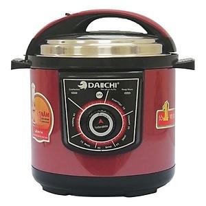 Nồi áp suất điện Daiichi DC PC626R 6L