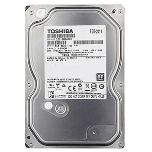 HDD Toshiba 500GB 3 5inch Sata 3 5700rpm 32MB