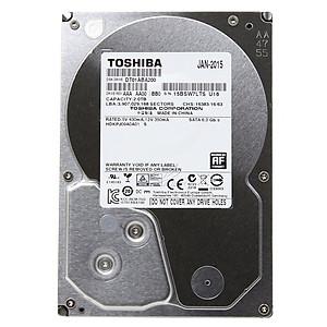 Ổ Cứng Trong Toshiba 2TB 3 5inch Sata 3 5700rpm 32MB