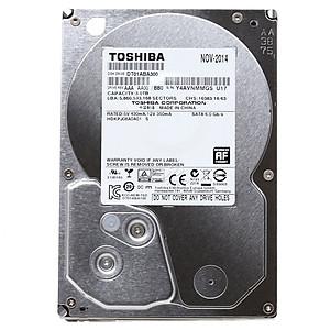 Ổ Cứng Trong PC Toshiba 3TB 3 5 inch SATA3 5700rpm 32MB AV HDD