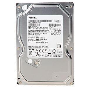 Ổ Cứng HDD Toshiba 1TB 32MB 7200rpm 3 5 DT01ACA100