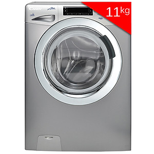 Máy Giặt Sấy Cửa Ngang Candy GVW 5117LWHCS S 11Kg